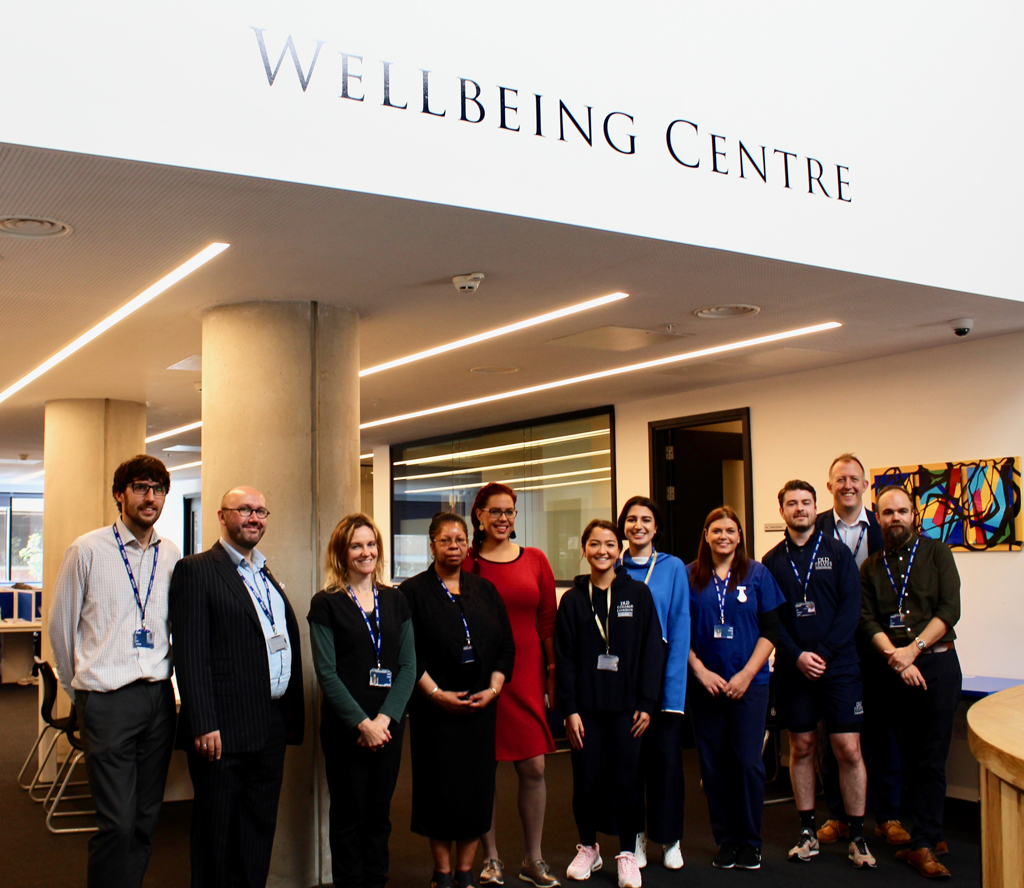 Emotional Well Being Of College >> Dld College London Opens New Wellbeing Centre