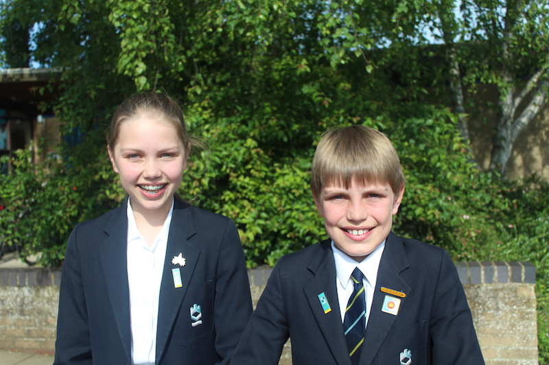 Siblings at King's Ely Junior quality for Maths Olympiad